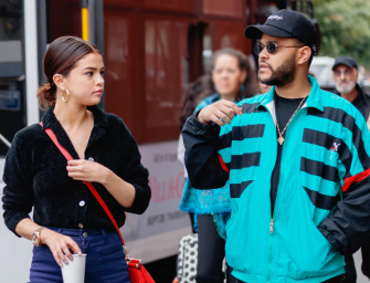 The Weeknd Reveals He Had An Upbeat, Beautiful Album Recorded, But Then He Scrapped It After Selena Gomez Split!