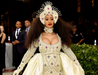 Cardi B's Security Team Beat The Heck Out Of Guy Wanting An Autograph Following 2018 Met Gala (VIDEO)