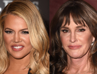 Damn! Caitlyn Jenner Shades Khloe Kardashian While Wishing Everyone (BUT HER) A Happy Mother's Day!