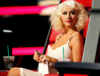 Oh Snap! Christina Aguilera Slams 'The Voice' Says She's Not Coming Back Because It's No Longer About The Music!