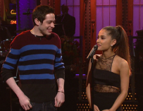 What Is Going On? Reports Claim Ariana Grande Is Dating SNL Star Pete Davidson