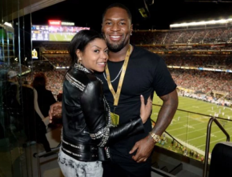 Taraji P. Henson Has A Very Special Mother's Day, Gets Engaged To Former NFL Player Kelvin Hayden (PHOTO)
