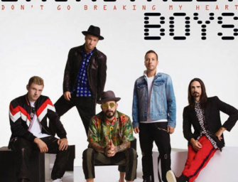 The Backstreet Boys Just Released A New Single For The First Time In 5 Years, Watch The Music Video Inside!
