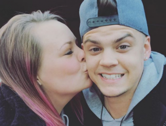 Is There Trouble In Paradise For Teen Mom's Catelynn Lowell And Tyler Baltierra? Catelynn Changes Last Name On Instagram And Tyler Didn't Wish Her Happy Mother's Day!