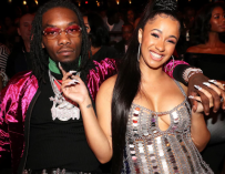 Cardi B Breaks Her Silence Following Offset's Car Accident In Atlanta