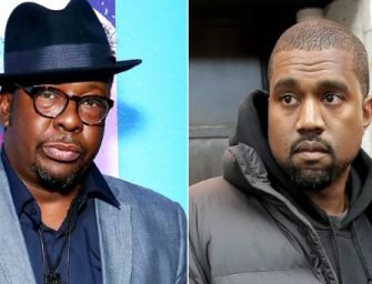 Bobby Brown Says He Wants To Slap Kanye West For Licensing Whitney Houston Bathroom Photo
