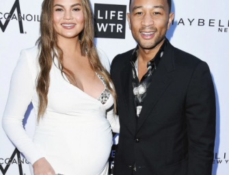John Legend Explains Why He And Chrissy Teigen Named Their Son Miles