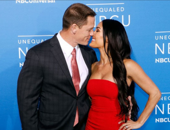 You Heard John Cena Beg For Nikki Bella To Come Back Home, Now Watch Her Response Inside! IS SHE SAYING THERE'S A CHANCE? (VIDEO)