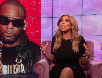 Wendy Williams Breaks Down Over R. Kelly.  Reveals that R Kelly Can't Read, Write or Do Math! (VIDEO)