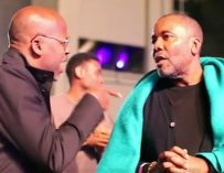 "Mo'Nique was Right. Dame Dash Pulls Up on Lee Daniels at a Diana Ross Concert.  ""Where's My Money!"" (VIDEO)"