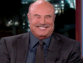 The Skateboarder Who Was Trying To Sue Dr. Phil For Crash Gets His Case Dropped After Surveillance Video Proves He Was Lying! (VIDEO)