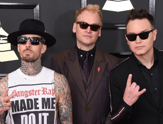 Blink 182 Forced To Cancel Las Vegas Shows After Travis Barker Develops Blood Clots In Both Arms