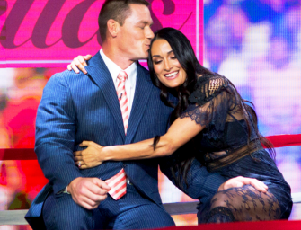 Are John Cena And Nikki Bella Back Together Again? Sources Say…YES! Get The Details Inside
