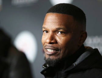 A Woman Is Accusing Jamie Foxx Of Slapping Her In The Face With His Penis Back In 2002