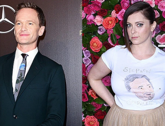 This Just In, Neil Patrick Harris Is A Douchebag, Throws Shade At Rachel Bloom During Tony Awards…BUT SHE CLAPS BACK!