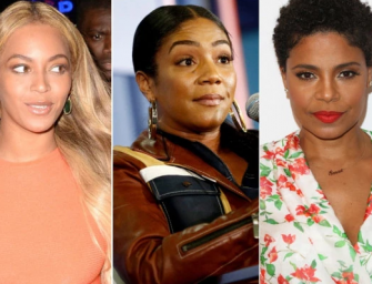 Tiffany Haddish Finally Confirms That The Actress Who Bit Beyonce Was Sanaa Lathan!