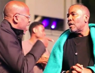 Lee Daniels Talks About The Damon Dash Drama, Claims He Is Going To Do The Right Thing And Give Him His $2 Million (VIDEO)
