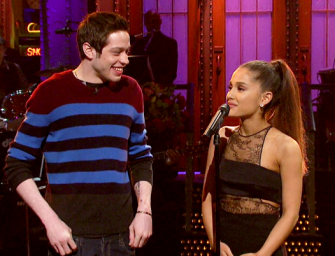 What The Hell? Pete Davidson And Ariana Grande Are Engaged After Just One Month Of Dating!