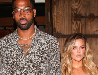 Khloe Kardashian Responds On Twitter To A Fan Bashing Her For Staying With Tristan Thompson