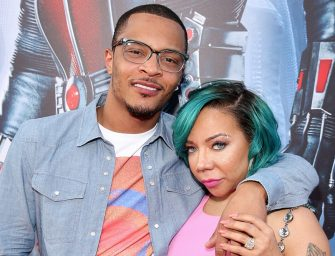 T.I. Caught on Camera Cheating, Hours After Sharing an Anti-Marriage Post on Instagram.  (WE HAVE THE VIDEO)