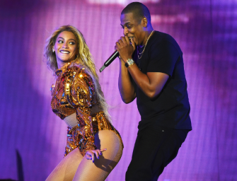 Beyonce And Jay Z Kicked Off Their 'On The Run II' Tour In England And They Made Reference To Jay'z Elevator Fight With Solange!