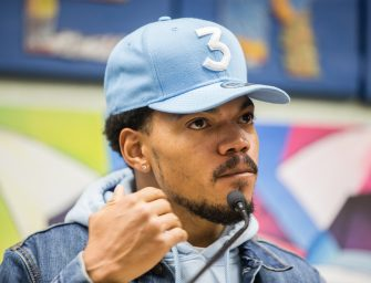 """Chance the Rapper Gets In His Feelings and DM's A Twitter User Who Called his Proposal """"Trash"""". The DM's have been Exposed."""