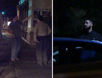 """This Uber Driver Hates Everyone, Calls Drake And His Driver """"F***ING IDIOT"""" After They Dinged His Car (VIDEO)"""