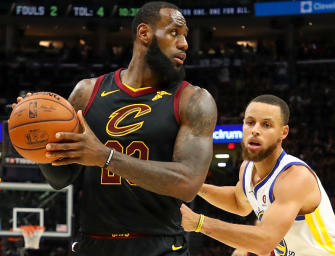 It Is Official: LeBron James Signs 4 Year Deal With Los Angeles Lakers, Find Out How Much $$$ He'll Be Making!