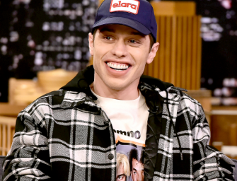 "Pete Davidson ""Quits The Internet"" Because It's An Evil Place That Only Brings Him Down"