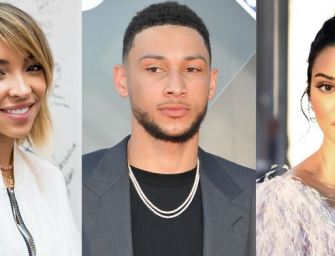 NBA Balla' Ben Simmons Claims Tinashe Is Following Him And His New Girlfriend Kendall Jenner