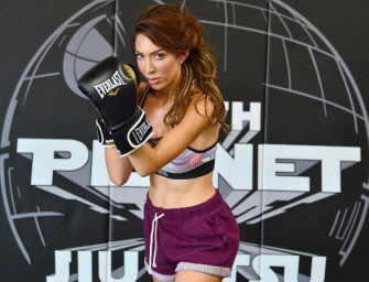 Mob Wives' Drita D'Avanzo Wants To Fight Farrah Abraham In A Cage For Celebrity Boxing Match