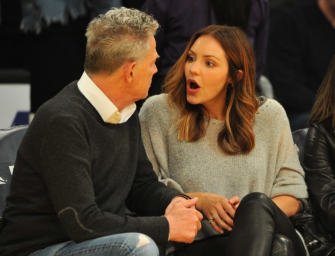 68-Year-Old David Foster Is Now Engaged To 34-Year-Old Katharine McPhee