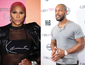"""Tamar Braxton Calls Tank Out!  After Tank Defends The Band That Tamar Just Fired, Tamar Blasts Tank Revealing To His Fiancé That Tank Has a """"Tour Wife"""".  (Deleted Posts)"""