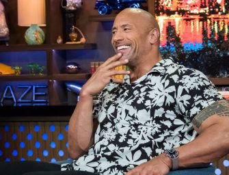 In case you were wondering….The Rock is still unbothered by Tyrese and his little Hissy Fit.