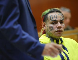 Tekashi 6ix9ine has finally done it.  Thanks to his Online Persona and Probation Violations, He Will Be Looking at a Possible 3 Year Jail Sentence.