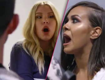 'Teen Mom 2' Reunion Brawl: Kailyn Lowry And Briana DeJesus Try To Attack Each Other In Wild Reunion Special (VIDEO…FOR NOW!)