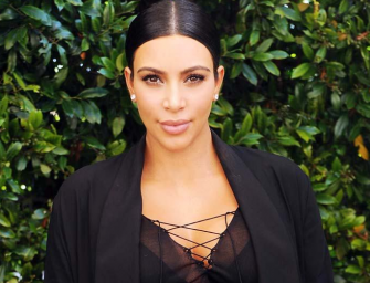 Do You Want To See Kim Kardashian Jumping On A Trampoline In A Bikini? You've Come To The Right Place! (VIDEO)