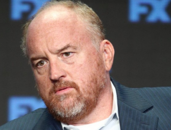 Louis C.K Returns To The Comedy Stage For The First Time Following Sexual Misconduct Allegations
