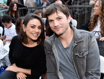 Mila Kunis Says She Will Never Act With Husband Ashton Kutcher Again, Find Out Why Inside!