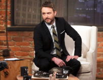 Chris Hardwick Cries In His Return To 'Talking Dead' Following Sexual Assault Claims
