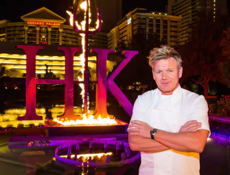 A Flaming Drink Served At Gordon Ramsay's 'Hell's Kitchen' Restaurant Put Two People In Hospital With Serious Burns