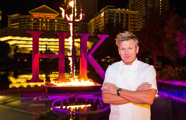 Fire Hell S Kitchen Song