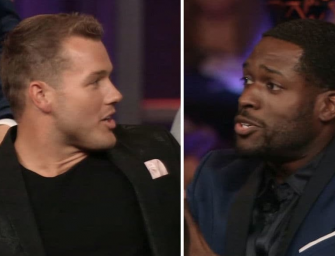 BURN OF THE CENTURY? 'Bachelorette' Star Jean Blanc Roasts The Hell Out Of Colton Underwood (VIDEO)