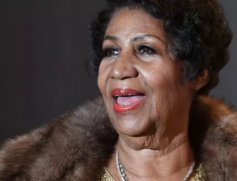 REPORT: Aretha Franklin Is 'Gravely Ill' From Cancer, Doctors Say There Is Nothing They Can Do