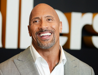 Good Guy Dwayne Johnson Honors Fan Killed In Car Crash With A Touching Video To Her Son (VIDEO)