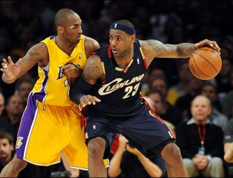Vanessa Bryant Says Kobe's Not coming Back Just As Shaq Doubles Down with More Talk Regarding a LeBron-Kobe Laker Team.  (Who Do You Believe?)