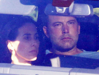 Jennifer Garner Just Drove Ben Affleck Back To Rehab After Staging Emotional Intervention (PHOTO)