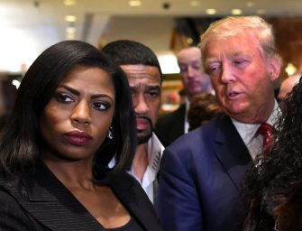 Trump vs Omarosa: This is About to Get Good.  Omarosa Has Secret Cell Phone Recordings to back Claims She Made In Her Soon to be Released Book.