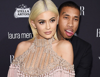 Tyga Is In The Running For The Most Ridiculous Person Of The Year After Claiming He Is Responsible For Kylie Jenner's Success