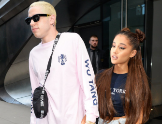 Does Pete Davidson Really Have A Huge Penis? Ariana Grande Claims He's Got 10 Inches!
